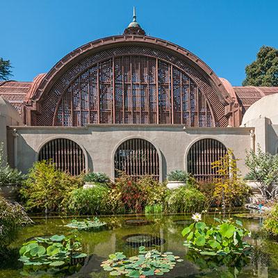 San Deigo Botanic Garden